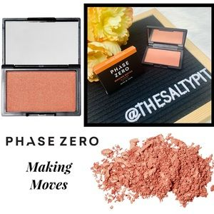 NIB Phase Zero Blusher, Making Moves